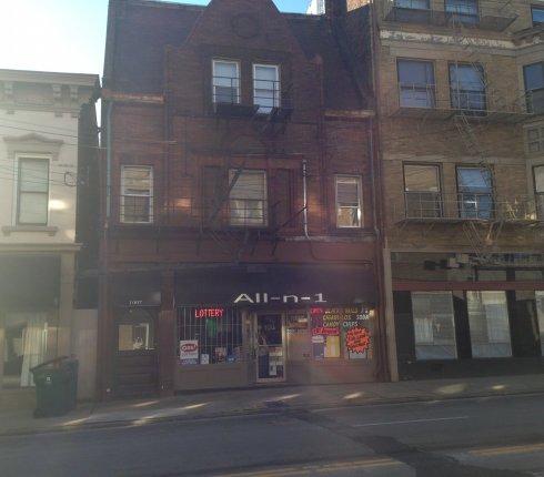 1007 E. McMillan St. Storefront