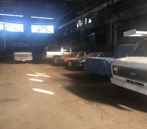 Vehicle, Boat, and RV Storage