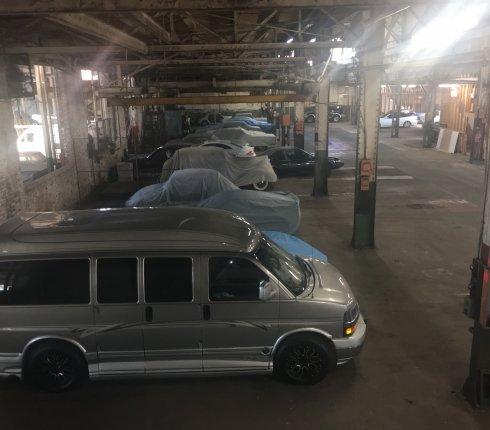 Indoor Vehicle Storage >> Vehicle Boat And Rv Storage Cincinnati Rental Properties